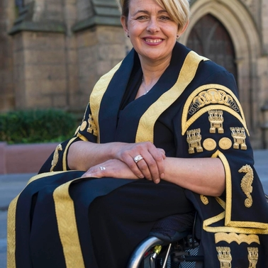 Chancellor of Northumbria University